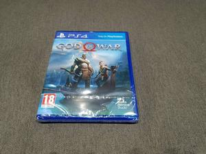 God of war game for ps4 brand new