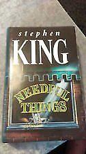 Needful Things by Stephen King (Hardback, )