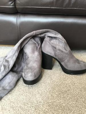 New look knee high boots