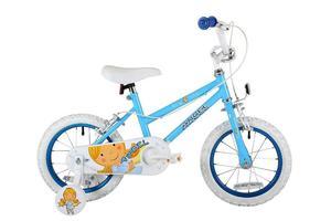 Sonic Angel Girls' Kids Bike Spoke Wheels Fully Enclosed Chain Guard and Easy Reach Brakes