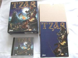 Tzar PC Game in Original Box Like New in Wandsworth