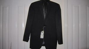 Brand new mens Charcoal Jacket size 36W. Cost £69