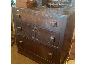 Chest of Drawers with Mirror in Whitstable