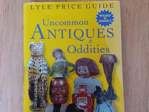 Lyle Price Guide uncommon Antiques and Oddities