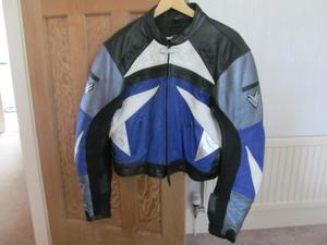Motorcycle Leathers 2 piece Frank Thomas - £40