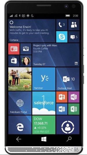 "NEW HP Elite x3 Smartphone 4G/64GB MicroSD 5.96"" AMOLED x Dual Sim"