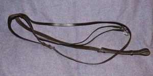 New full size running martingale