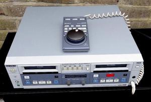 SONY...EVO-P.. HI8 HIGH END Professional video editing suite system VGC. SOLD FOR NURSES CHARITY