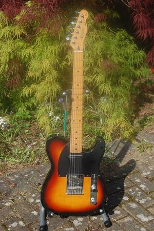 SQUIRE/FENDER MADE IN JAPAN TELECASTER