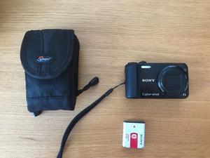 Sony Cyber Shot DSC-HX7V Sony lens G