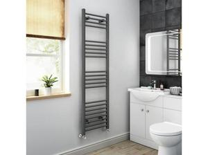 Vertical radiator towel rail in Coventry