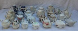 Vintage China Tea Set for up to 100 settings