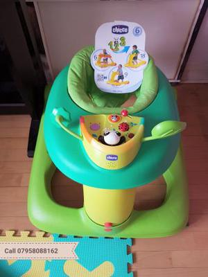 Chicco 123 Baby Walker: Grows with your child