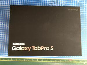 """Samsung Galaxy Tab Pro S LTE 4G - SM-W"""" o2-4GB-128GB"""