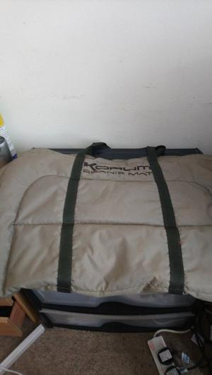 Korum Roving Rucksack With Unhooking Mat Posot Class