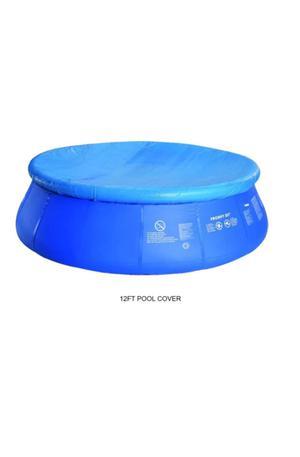 Bestaway 12ft round pool cover. Brand new in packaging