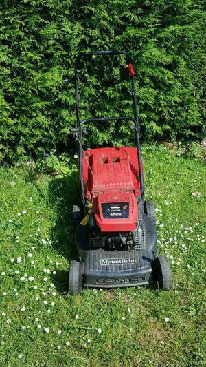 Mountfield sp470 lawnmower