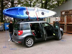 thule alpine 500 fitting instructions