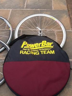 Wheels, Bike and Wheel Bag
