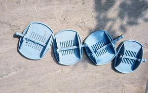 set of 4 Jack Pads