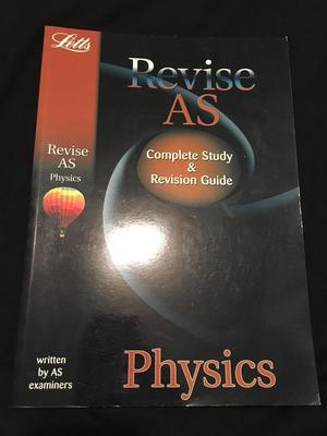 A level physics book