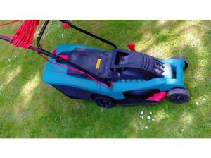 BOSCH Rotak 34 electric lawnmower in Andover
