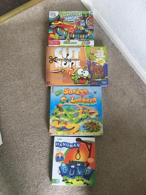 Board Games and Puzzles - Excellent condition