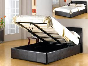 Fusion Storage Bed