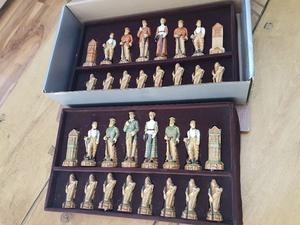 The history of golf chess set posot class for Hand crafted chess set