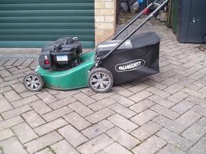 Lawn Mower Qualcast Petrol Mower