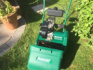 Lawn mower petrol cylinder mower