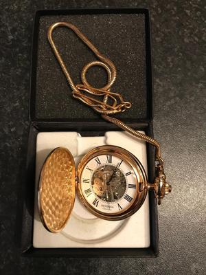 Sekonda Pocket Watch