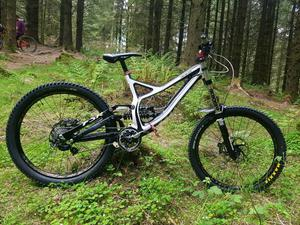 Specialized Demo 8 carbon L