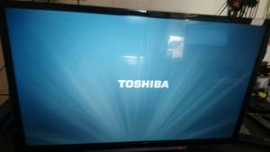 "Toshiba 49"" 4k UHD Smart led tv with freeview"