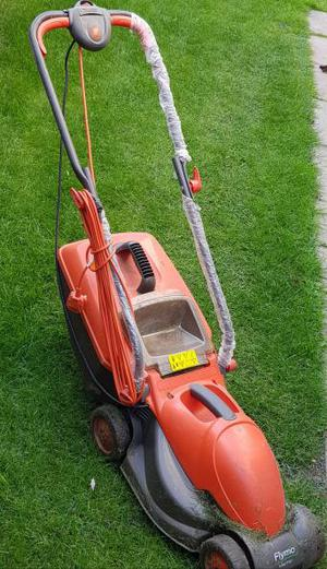 flymo rotarry lawn mower good working condition