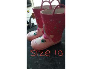 size 10 wellies in Chatham