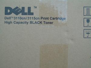 Dell - cn - Black - High Capacity Toner Cartridge -  Pages