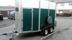 Ifor williams HB505R  horse trailer good clean horsebox.