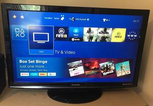 "Panasonic Viera 42"" HD LCD TV with Freeview - Supreme Condition"