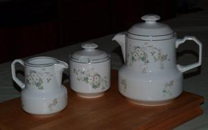 Reah Brazil Tea Pot Set