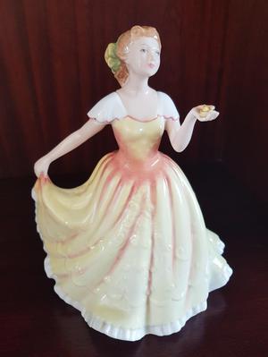 Royal Doulton Figurine Deborah Figure of the Year