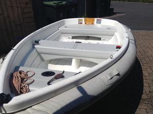 Walker Bay, 10ft Saing Dinghy with new sails, trailer and trolley