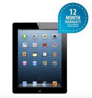 "Apple iPad 2 16GB Wi-Fi Only - 9.7"" Black - MC769"