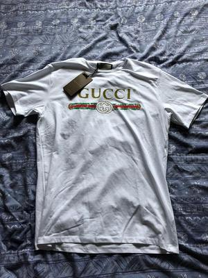 Brand New With Tags Gucci T Shirt White Postage Available More designs available