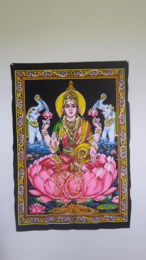 LAX MI Wall hanging/Altar cloth 100 cm by 30 cm