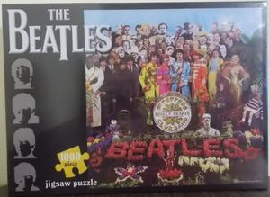 The Beatles Jigsaw Puzzle Sgt Peppers Lonely Hearts - complete ex cond