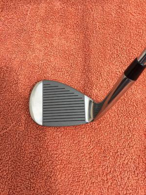 Brand new 60deg lob wedge