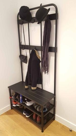 ikea coat and shoe racks posot class. Black Bedroom Furniture Sets. Home Design Ideas