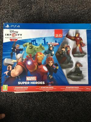 Disney Infinity 2.0 Starter Pack for PS4