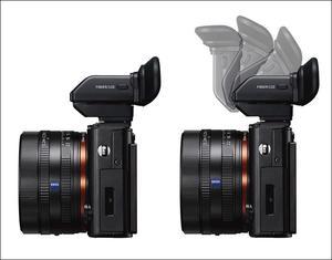 Sony FDA-EV1M LCD Viewfinder for Sony RX1, RX1r